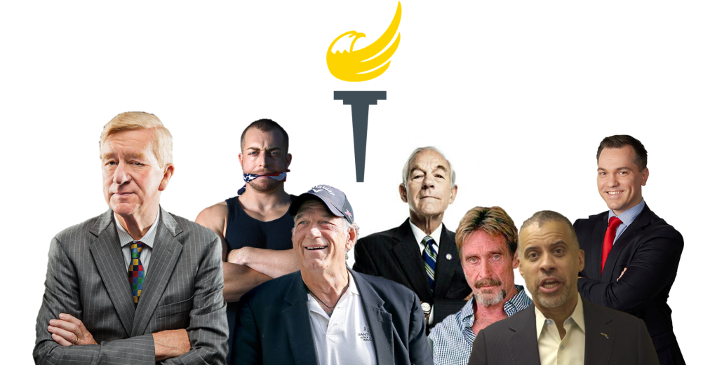 MEET THE (LIKELY) CANDIDATES FOR THE 2020 LIBERTARIAN